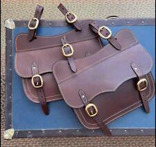 Australian Horse Saddle Bags