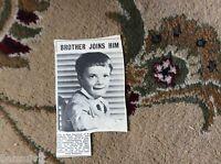 k2-2  ephemera 1966 picture mark blackford margate