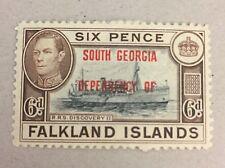 Falkland Islands Sg B6 Mint Cat £18