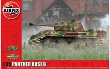 Airfix 1:35 Scale - Panther Ausf.G Model Kit A1352