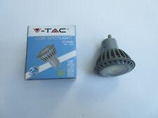 3 x V-TAC COB Spotlight 6W LED 450lm Cool White VT-1860D