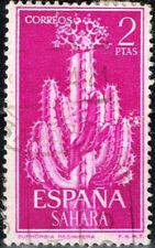 Spanish Sahara Desert Plant Cactus stamp 1964
