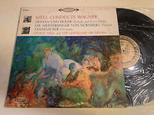 George Szell Wagner LP Epic Gold Label STEREO original EX!!!
