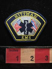 Rittman Ems Medical Related Patch ~ Emergency Medical Service Ohio 71A