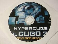"DVD "" HYPERCUBE IL CUBO 2 "" DA EDICOLA  (91)"