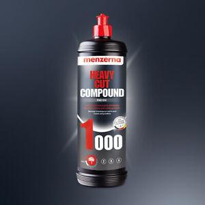Menzerna Heavy Cut Compound 1000 - 250ml