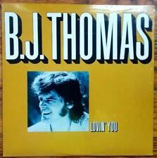 "B. J. THOMAS ""Lovin' You"" BRAND NEW FACTORY SEALED 1981 Accord LP"