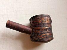 Vintage TOBACCO SMOKING PIPE: ROPP (no Mouthpiece)