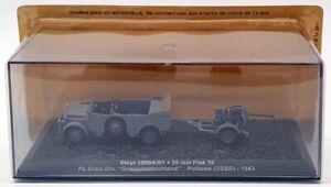 Altaya 1/72 Scale AL14820P - Steyr 1500A/01 + 20mm Flak 38 USSR 1943