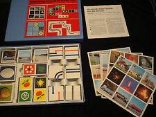 Ravensburger: Spiele für die Schule Klett Memory domino Lotto Contact 1972