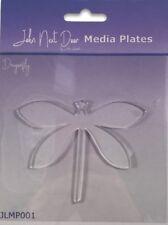 JOHN NEXT DOOR GEL media placa Libélula jlmp001 POR JOHN LOCKWOOD