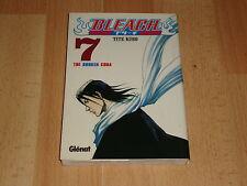 BLEACH DE TITE KUBO COMIC MANGA NUMERO 7 NUEVO DEL AÑO 2006