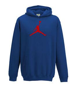 Juko Jordan Hoodie Basketball Michael Bulls air nba unisex