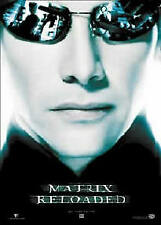 THE MATRIX RELOADED ~ NEO PORTRAIT 27x39 MOVIE POSTER Keanu Reeves