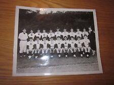 1953 original Rockford Peaches Team Photo 8 x 10 Kamenshek Deschaine Richard b&w