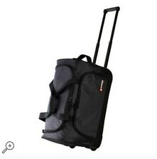 Olympia luggage sport carry on rolling duffle RD 5021 21 by 12  by 13