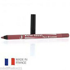 CRAYON -  WATER-RESIST - YEUX ET LEVRES - N°2.BOIS DE ROSE - MAKE-UP....COSMOD