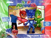 PJ Masks Airwalker Birthday Party Jumbo Balloon Decoration Prop