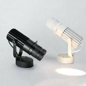 Theater Stage Zoom Spotlights,Industrial focus Logo lighting,zooming track lamp