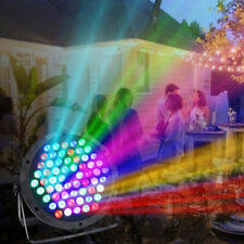 120W Led Laser Projector Rgb Stage Lighting Party Ktv Dj Disco Lights Club Bar