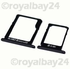 Samsung Galaxy A5 2014 SIM-Halter schwarz Nano microSD black A500F holder tray