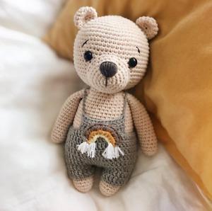 bear made by hand cute dabdob