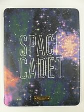 NEW Kate Spade Space Cadet iPad 2 3 4 Folio Hardcase, Stars Galaxies Space