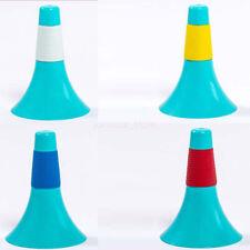 "Rip Cone Revolutionary Cone with Grip Marker Cones Barrier Bucket 9"" Training"