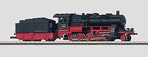 Märklin Gauge Z 88123 Steam Locomotive Br 58 Original Box New