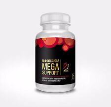 Actif Blood Sugar Mega Support with 10+ Advanced Factors and Organic Herbs