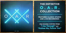 O.A.R. Xx 2016 Ltd Ed New Rare Poster Display +Free Bonus Alt Rock Folk Poster!