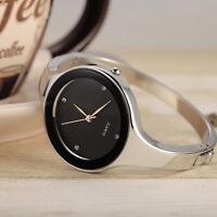Luxury Fashion Brand Fashion Quartz Watch Women Stainless Steel Bracelet Analog