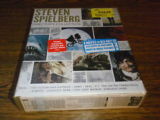 STEVEN SPIELBERG DIRECTOR'S COLLECTION BLU RAY BOX SET NEW SEALED