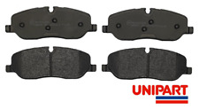 For Land Rover - Discovery 3/4 / Range Rover 3 2008-On Front Brake Pads Unipart