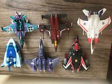 Transformers 6 figures lot Takara LG16 Slipstream Sky Shadow Starscream Thrust +