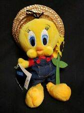 Tweety Bird sunflower plush Nwt spring gardening Warner Brothers