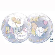 Party Supplies Baby Shower Precious Moments 56 cm Qualatex Bubble Balloon