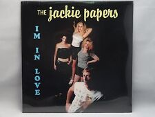 """Jackie Papers """"I'm In Love"""" Sealed Lookout Records/Green Day Punk"""