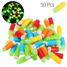 50PCS Revolver Soft Rubber Refill Toy Bullet Pack for 1:1 Scale Colt