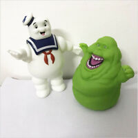 Ghostbusters Marshmallow Man Slimer Green Ghost Action Figure Gift Kids Toy US