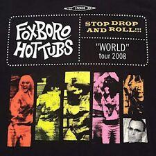 STOP, DROP AND ROLL !!! LP-FOXBORO HOTTUBS [lp_record] Foxboro Hottubs