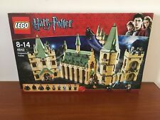 RARE! BRAND NEW SEALED! LEGO Harry Potter - Hogwarts Castle 4842