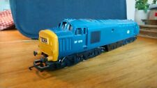 Hornby Tri-ang OO gauge Class 37 locomotive in BR blue '37073'