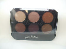 Laval Eyeshadows Palette Brown Collection 6 Colours New