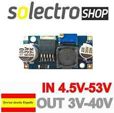 Convertidor DC 3A 4-53V Regulable LM2596H STEP Down Fuente Arduino A0018