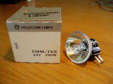 Projection Lamp Projector Light Bulb Emmeks 24v 250w Ge Quartzine