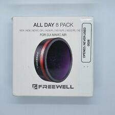 Freewell Seller Refurbished - DJI Mavic Air -  All Day 8 Pack RRP £129.99 0026