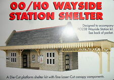 New Metcalfe wayside station shelter PO239 Suit Hornby