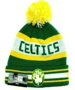 Boston Celtics New Era Youth Kids Hat NBA Fashion Jake Child Beanie Knit cap