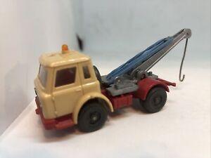 Wiking HO 1/87 Tow Truck IHC Loadstar CO 1700 S - Vintage MPN 63n